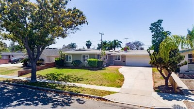 Anaheim Single Family Home For Sale: 621 S Adria Street
