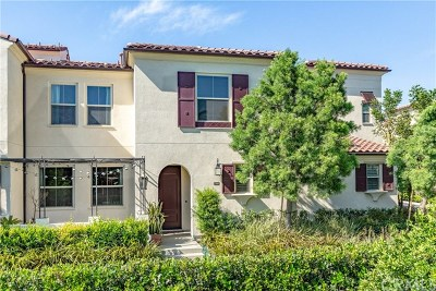 Irvine Condo/Townhouse For Sale: 280 Borrego