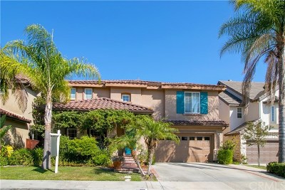 Mission Viejo CA Single Family Home For Sale: $859,900