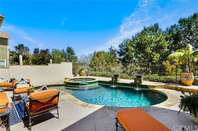 Ladera Ranch Single Family Home For Sale: 38 Hallcrest Drive