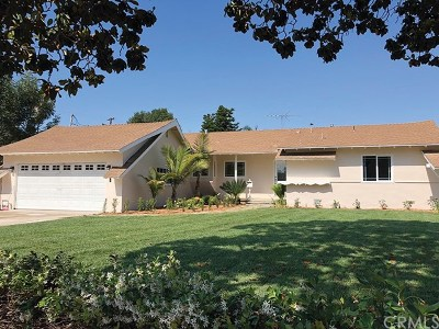 West Covina Single Family Home For Sale: 1223 S Russelee Drive