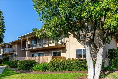 Laguna Woods Condo/Townhouse For Sale: 3302 Via Carrizo #A