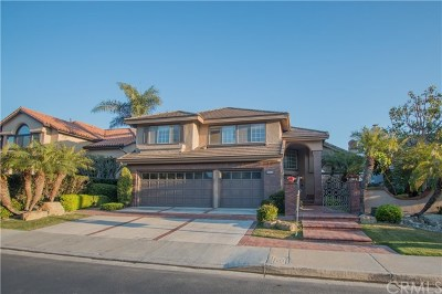 Mission Viejo Single Family Home For Sale: 22491 Peartree