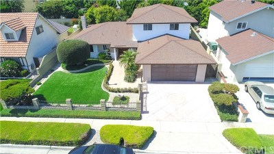 Fountain Valley Single Family Home For Sale: 11363 Snowdrop Avenue