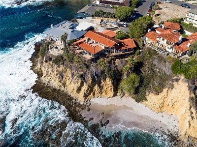 Laguna Beach Single Family Home For Sale: 102 McKnight Drive