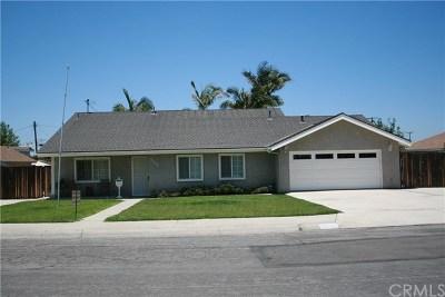 Garden Grove Single Family Home For Sale: 9211 Stanford Avenue