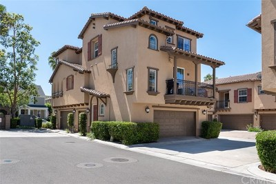 Ladera Ranch Condo/Townhouse For Sale: 28 Dietes Court