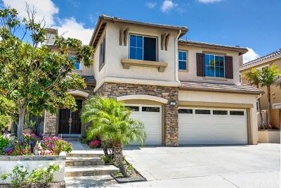 Rancho Santa Margarita Single Family Home For Sale: 8 Lost Canyon