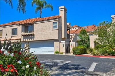 Rancho Santa Margarita Condo/Townhouse For Sale: 46 Via Lavendera