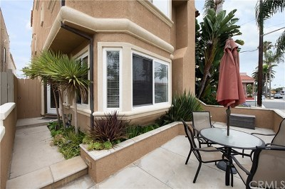 Huntington Beach Single Family Home For Sale: 225 17th Street