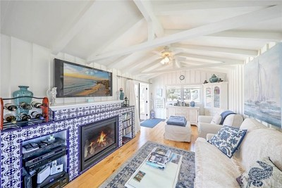 Laguna Beach Single Family Home For Sale: 2880 W Marion Way W