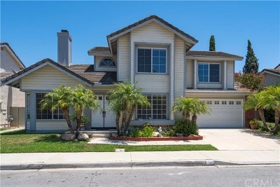 Aliso Viejo Single Family Home For Sale: 22 Woodswallow Lane