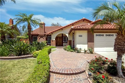 Laguna Niguel Single Family Home Active Under Contract: 28595 Jaeger Drive
