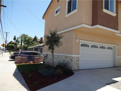 Cypress Multi Family Home For Sale: 9191 Walker Street