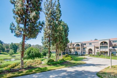 Laguna Woods Condo/Townhouse For Sale: 5510 Paseo Del Lago W #2D