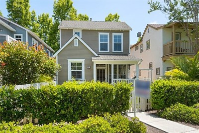 Ladera Ranch Single Family Home For Sale: 5 Wheatstone Farm