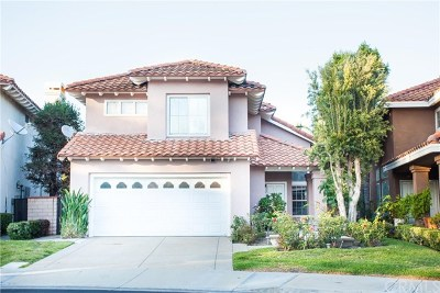 Chino Hills Single Family Home For Sale: 2354 Fullercreek Road