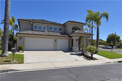 Irvine Single Family Home For Sale: 2 Sunpeak