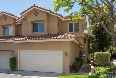 Rancho Santa Margarita Condo/Townhouse For Sale: 51 Alondra