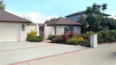 Laguna Beach Single Family Home For Sale: 3192 Alta Laguna Boulevard