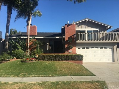 Huntington Beach Single Family Home For Sale: 4182 Branford Drive
