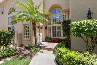 Laguna Hills Condo/Townhouse For Sale: 25845 Cordova