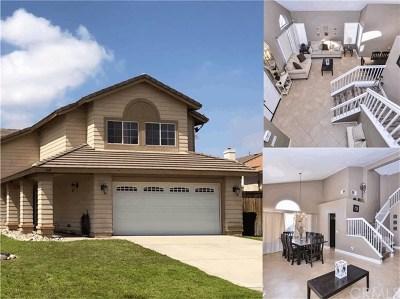 Rialto Single Family Home For Sale: 2601 W Via Verde Drive