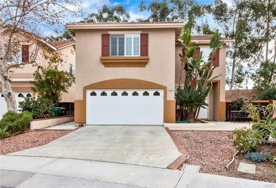 Irvine CA Single Family Home For Sale: $850,000