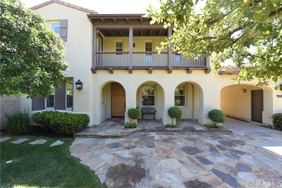 Tustin Single Family Home For Sale: 2491 Huron Place