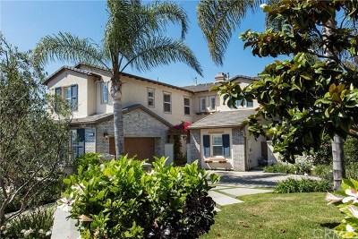 San Clemente Single Family Home For Sale: 4157 Costero Risco