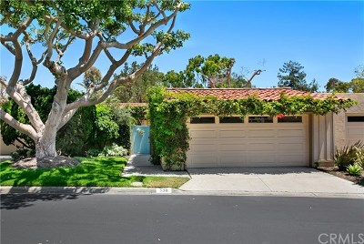 Newport Beach Single Family Home For Sale: 538 Vista Grande