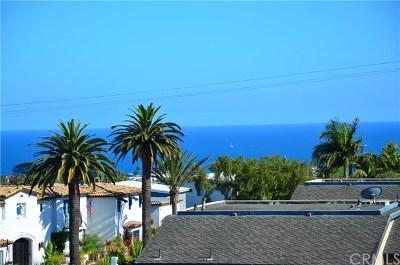 Dana Point Condo/Townhouse For Sale: 24386 Vista Point Lane