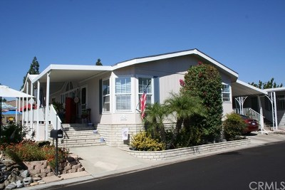 Lake Forest Mobile Home For Sale: 24001 Muirlands Boulevard