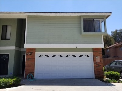 Costa Mesa Condo/Townhouse Active Under Contract: 1017 Nancy Lane #1017