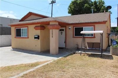 Artesia Single Family Home For Sale: 12058 169th Street
