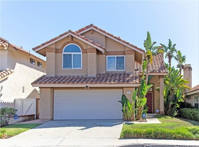Rancho Santa Margarita Single Family Home For Sale: 21 Desert Thorn