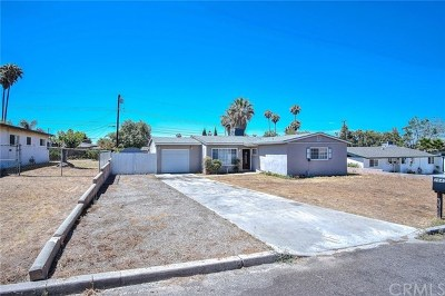 Single Family Home For Sale: 25409 Los Flores Drive