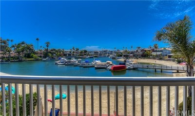 Newport Beach Rental For Rent: 36 Balboa Coves