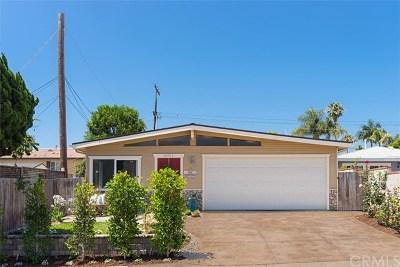 Dana Point Single Family Home For Sale: 34311 Via Lopez