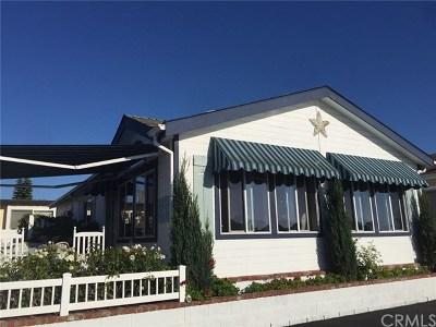 Newport Beach Mobile Home For Sale: 10 Saratoga