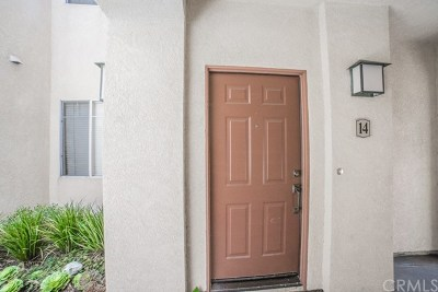 Aliso Viejo Condo/Townhouse For Sale: 14 Mosaic