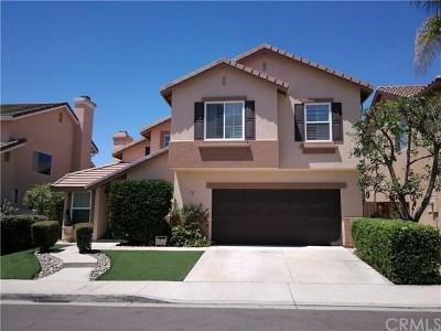 Rancho Santa Margarita Single Family Home Active Under Contract: 11 Calle De Arena