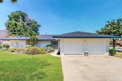 Orange Single Family Home For Sale: 1530 E Young Circle