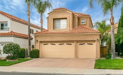 Laguna Niguel Single Family Home For Sale: 25061 Eaton Lane