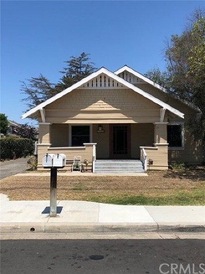 Costa Mesa Single Family Home For Sale: 2175 Tustin Avenue
