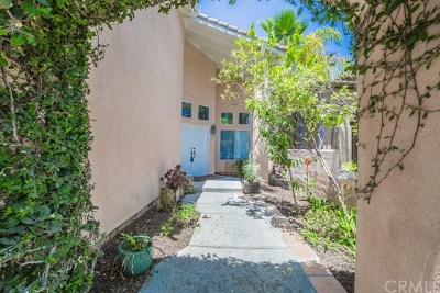 Laguna Niguel Single Family Home For Sale: 5 Anacapri