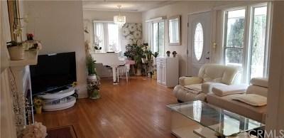 La Crescenta Single Family Home Active Under Contract: 3215 Pontiac Street