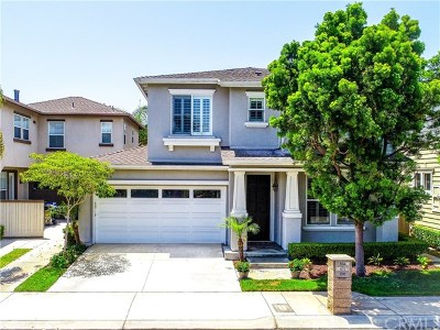 Huntington Beach Single Family Home For Sale: 5272 Acorn Drive