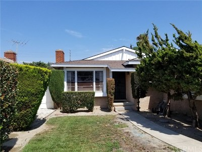 Orange Single Family Home For Sale: 483 N Citrus