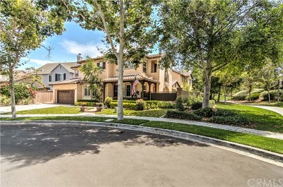 Ladera Ranch Single Family Home For Sale: 8 Earlywood